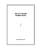 The AP Calculus Problem Book, Fifth Edition