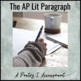 The AP Lit Paragraph