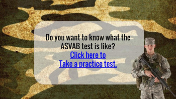 The ASVAB Test