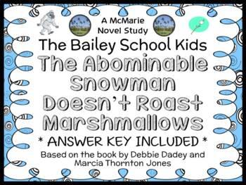The Abominable Snowman Doesn't Roast Marshmallows (Bailey