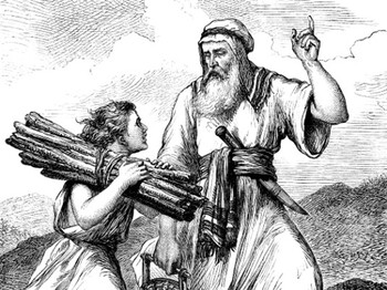 The Abrahamic Covenant - Isaac and Abraham - Christianity