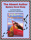 The Absent Author - Mystery Novel Study - A to Z Mysteries