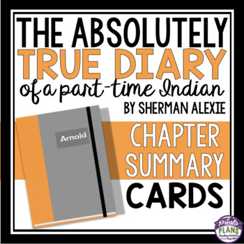 THE ABSOLUTELY TRUE DIARY OF A PART TIME INDIAN: Chapter S