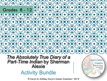 The Absolutely True Diary of a Part-Time Indian Activity Bundle