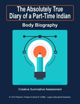 Absolutely True Diary of a Part-Time Indian: Body Biography