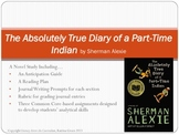 The Absolutely True Diary of a Part-Time Indian - Common Core Aligned