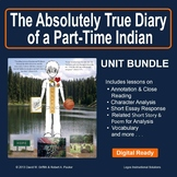 Absolutely True Diary of a Part-Time Indian by Sherman Alexie: Unit Bundle