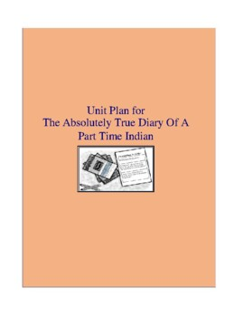 The Absolutely True Diary of a Part-Time Indian  Literature and Grammar Unit