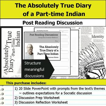 The Absolutely True Diary of a Part-Time Indian - Post Reading Discussions