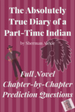 The Absolutely True Diary of a Part-Time Indian Prediction