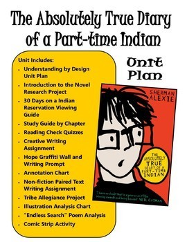 The Absolutely True Diary of a Part-Time Indian Teacher's Bundle