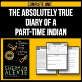 The Absolutely True Diary of a Part-Time Indian Unit - Printable Workbook