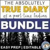 The Absolutely True Diary of a Part-time Indian Activity Mini Bundle