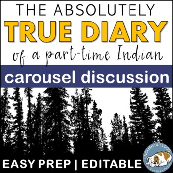 The Absolutely True Diary of a Part-time Indian Pre-reading Carousel Discussion