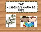 The Academic Language Tree