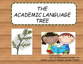 The Academic Language Tree