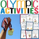 Summer Olympics Activities