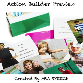 The Action Builder Cards