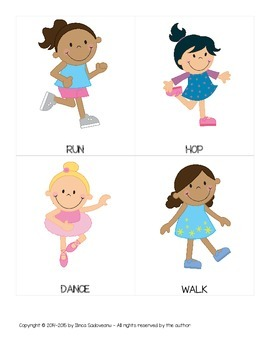 The Action Song with Extra Activities (uppercase letters)