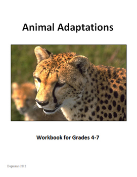 The Adaptations of Animals