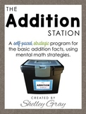 The Addition Station {Grades 1-2 Combo Pack} BUNDLE