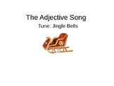 The Adjective Song