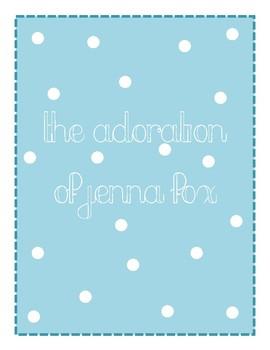 The Adoration of Jenna Fox - Unit