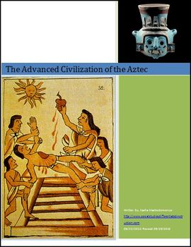 The Advanced Civilization of the Aztec Differentiated Instruction Lesson Plan