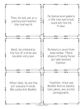The Adventures of Beekle Book Activities