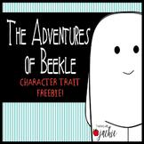 The Adventures of Beekle Character Trait Freebie!