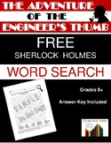 The Adventure of the Engineer's Thumb: Sherlock Holmes Wor