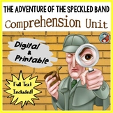 The Adventure of the Speckled Band Differentiated Unit
