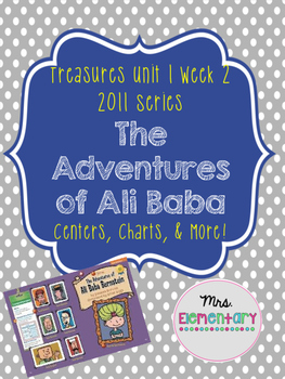 The Adventures of Ali Baba Bernstein Centers and Charts