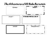 The Adventures of Ali Baba Bernstein Treasures Vocab