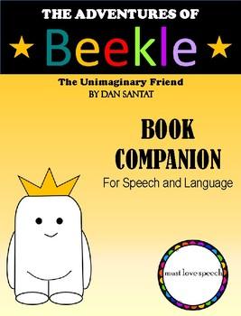 The Adventures of Beekle: A Speech/Language Book Companion