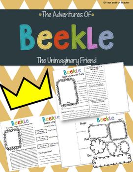 The Adventures of Beekle Literature Packet
