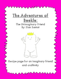 The Adventures of Beekle Craftivity