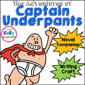 The Adventures of Captain Underpants: Book Companion and C