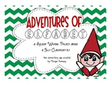 The Adventures of Elfabet - A Holiday Writing Book