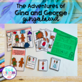 The Adventures of Gina and George Gingerbread
