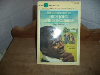 The Adventures of High John the Conqueror   ISBN 0-440-40556-4