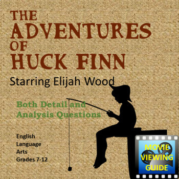 The Adventures of Huck Finn Movie Guide, 1993