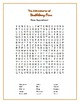 The Adventures of Huckleberry Finn: 10 Word Searches