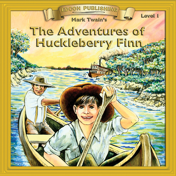 The Adventures of Huckleberry Finn 10 Chapter Audiobook
