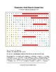 The Adventures of Huckleberry Finn Characters Word Search (Grades 9-12) with Key