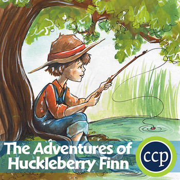 The Adventures of Huckleberry Finn Gr. 9-12