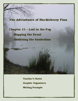 The Adventures of Huckleberry Finn-Mapping Events and Symbolism in Chapter 15