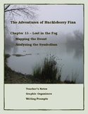 The Adventures of Huckleberry Finn-Mapping Events and Symb