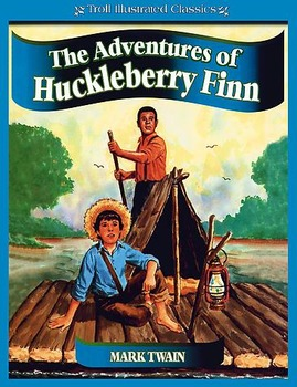 The Adventures of Huckleberry Finn: Summary, Test, Vocabulary, Essays