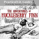 The Adventures of Huckleberry Finn final tasks